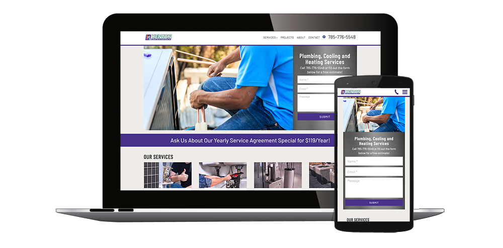 Web Design Services in Mississippi